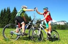 © Kraft | Biken und Radfahren in Bad Goisern am Hallstättersee in der Ferienregion Dachstein Salzkammergut