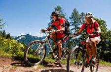 © OÖ.Tourismus/Erber | Mountainbikeurlaub in Bad Goisern am Hallstättersee