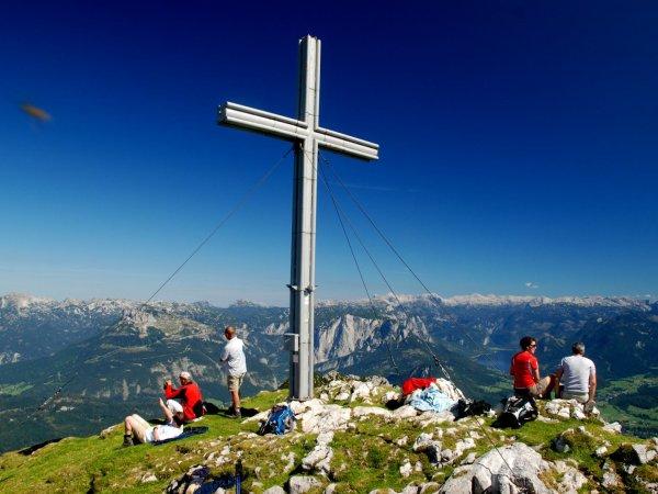 © Kraft | Wandern beim Wanderurlaub in Bad Goisern am Hallstättersee