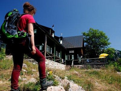 © Kraft | Wandern zur Lambacher Hütte und Raschberg Hütte in Bad Goisern am Hallstättersee