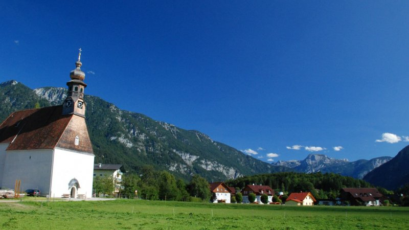 © Kraft | Urlaub in Bad Goisern am Hallstättersee in der UNESCO Welterberegion Hallstat Dachstein Salzkammergut