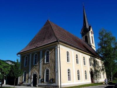 © Kraft | Evangelische Kirche von Bad Goisern - Urlaub in der Ferienregion Dachstein Salzkammergut