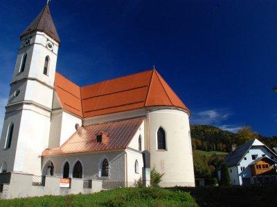 © Kraft | Katholische Kirche von Bad Goisern in der UNESCO Welterberegion Hallstatt Dachstein Salzkammergut