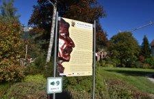© Kraft | Stationen auf dem Audio Themenweg in Bad Goisern am Hallstättersee bei einem Urlaub im Salzkammergut.