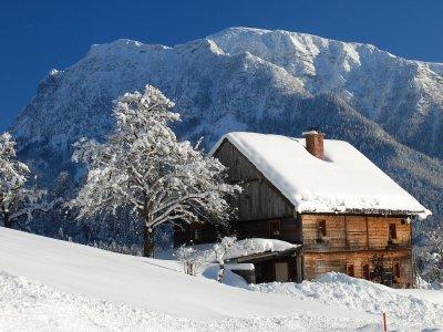 © Kraft | Winterurlaub in Bad Goisern am Hallstättersee in der UNESCO Welterberegion Hallstatt Dachstein Salzkammergut