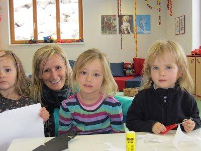 Maßgeschneiderte Betreuung - Skiurlaub mit Kindern in der Wintersportregion Dachstein West – Spatzennest in Rußbach am Pass Gschütt