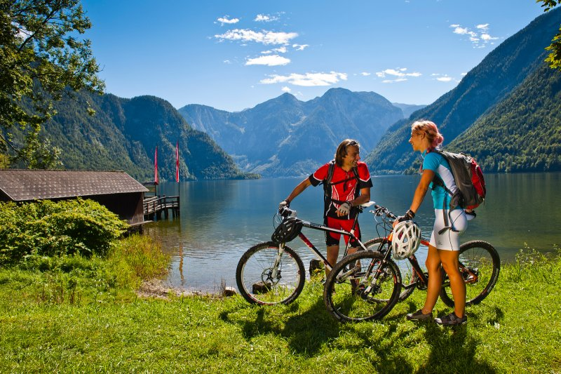 Bicycle Hire Rent A Bike On Lake Hallstatt 187 Your