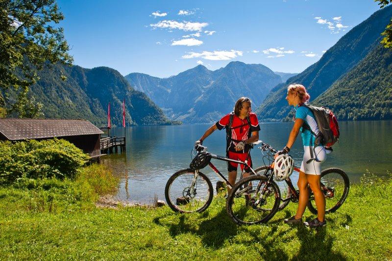 Mountain Biking 187 Your Holiday In Hallstatt Austria