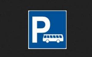 Busparkplätze in Hallstatt