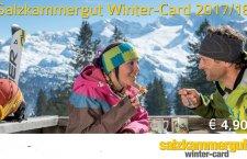© Salzkammergut Tourismus-Marketing GmbH / Salzkammergut Winter Card Heute das Erlebnis, morgen das Abenteuer