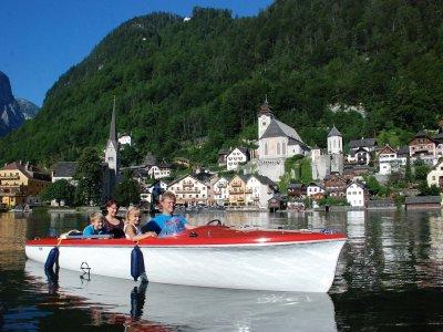 © Kraft | Bootsverleiher in Hallstatt: Schifffahrt Hemetsberger