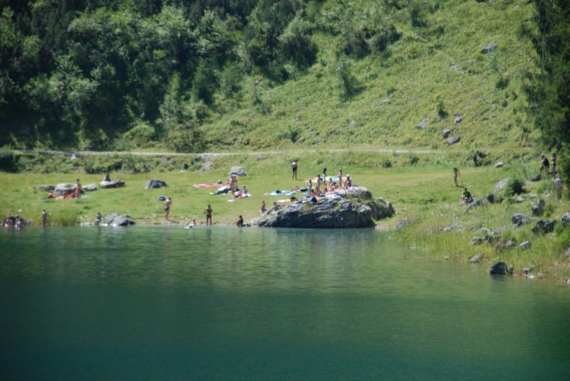 Gosausee: Baden mit Gletscherblick! » Your holiday in ...
