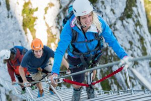 Klettersteig Hallstatt : Urlaub in hallstatt im salzkammergut