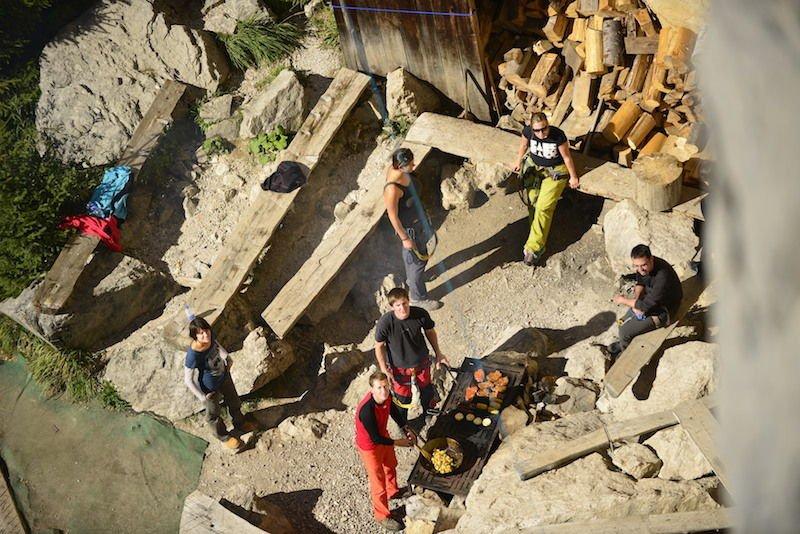 Klettersteig Bad Ischl : Klettersteige für anfänger in den alpen bergwelten