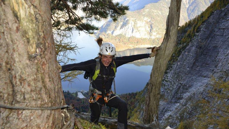 Klettersteig Griffen : Klettersteig beschreibung pisciadu