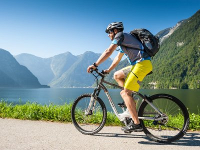 /c) OÖ Tourismus Hochhauser | Mountainbiken, Fahrradfahren, E-Biken & Co. im Salzkammergut
