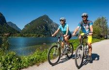 E-Biken im Salzkammergut | © Kraft