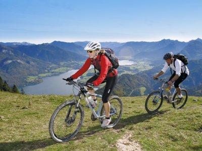 TVB Annaberg | Mountainbiken im Lammertal, z.B. hier auf der Salzburger Almentour