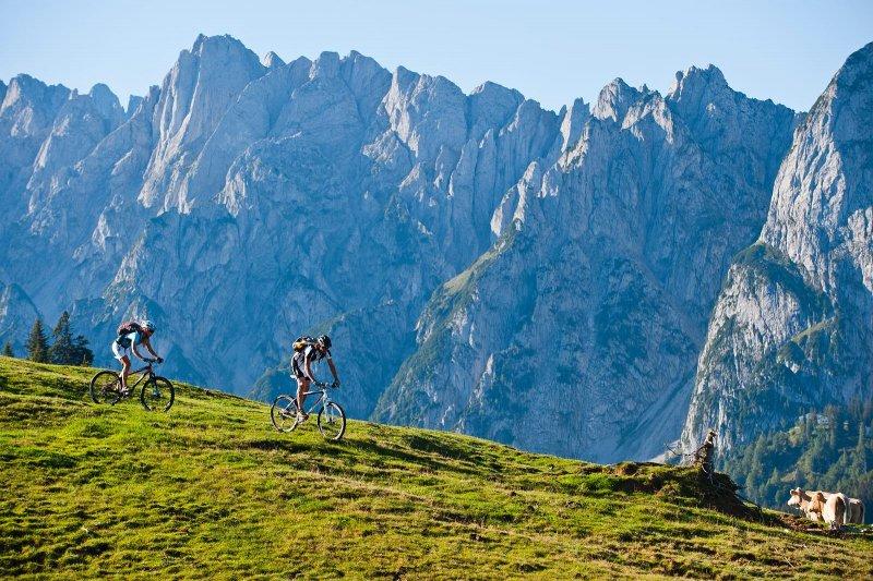 Austria Mountain Bike Tours
