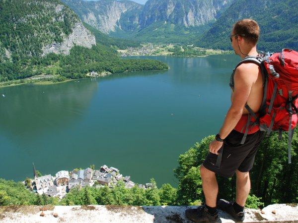 Wandern im Salzkammergut | © Kraft | Wandern in Hallstatt