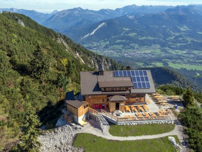 © Stadlinger | Goisererhütte in Bad Goisern am Hallstättersee