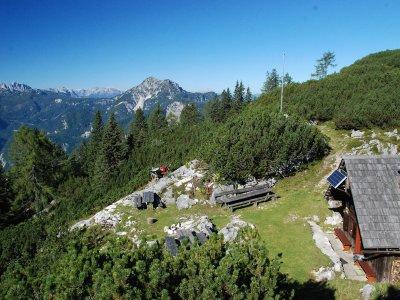 © Kraft | Obertrauner Sarsteinhütte