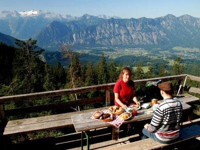 © Kraft | Raschberghütte in Bad Goisern am Hallstättersee
