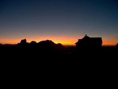 © Kraft Übernachten auf den Berghütten und Almen in der Ferienregion Dachstein Salzkammergut: Raschberghütte in Bad Goisern am Hallstättersee.
