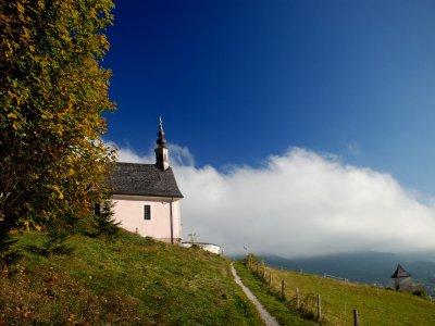 © Kraft | Glücksplätze in Gosau: Kalvarienbergkirche