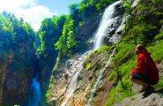 © Kraft Waldbachstrub Wasserfall in Hallstatt