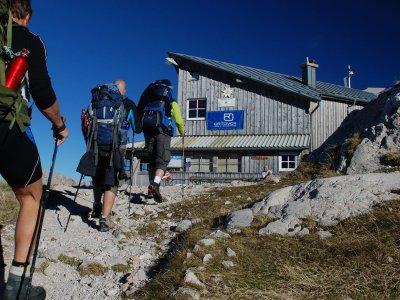 © Kraft | Wandern zur Simonyhütte in Hallstatt