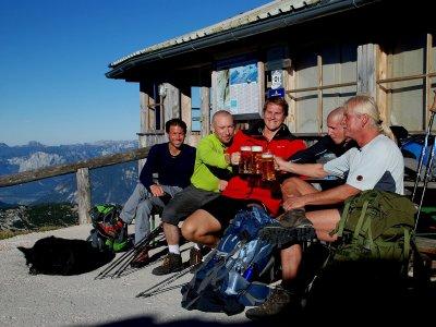 © Kraft | Simonyhütte in der Ferieregion Dachstein Salzkammergut