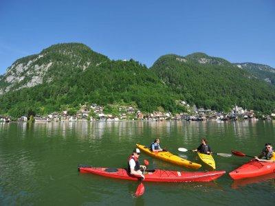 © Outdoor Leadership | Kajak und Kanufahren in der UNESCO Welterberegion Hallstatt Dachstein Salzkammergut
