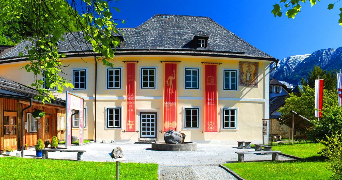 World Heritage Museum » Your holiday in Hallstatt / Austria