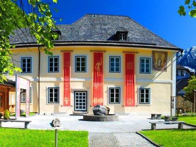 © Kraft | Welterbemuseum in Hallstatt Österreich Ferienregion Dachstein Salzkammergut