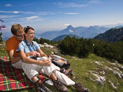 © Hinsl | Feuerkogel Ebensee - Wandern auf Oberösterreichs sonnigstem Hochplateau!