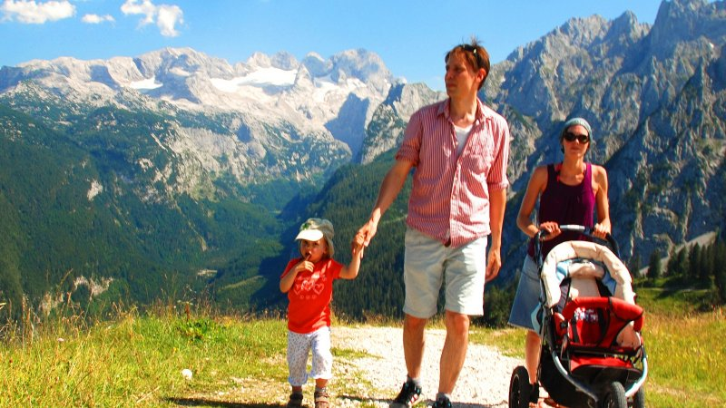 © Kraft | Familienurlaub im Salzkammergut