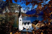 © Kraft | Evangelische Kirche Hallstatt in der UNESCO Welterberegion Hallstatt Dachstein salzkammergut