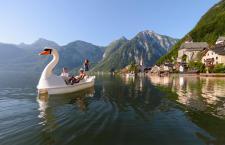 © Fallnhauser | Bootsverleih in Hallstatt: Entdecken Sie den Hallstättersee bei einem Urlaub in der Ferienregion Dachstein Salzkammergut