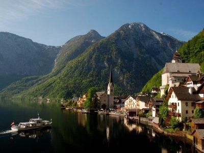 Hallstatt : Au coeur du Salzkammergut nimbé de légendes, un joyau hors du commun vous attend au pied de l'imposant Dachstein | © Kraft