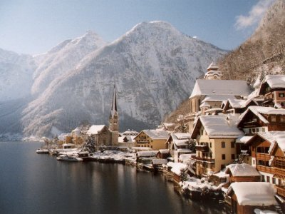 © Kraft | Winterurlaub in Hallstatt | Winter holiday in Hallstatt in Austria