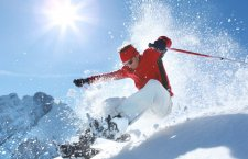 © OÖ Tourismus/Röbl   Schneeschuhwandern im Salzkammergut