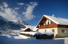 © Kraft | Winter in der UNSECO Welterberegion Hallstatt Dachstein Salzkammergut: Ferienwohnung Bergblick in Bad Goisern am Hallstättersee