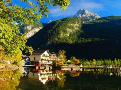 © Kraft | Hotel Haus am See in Obertraun am Hallstättersee in der Ferienregion Dachstein Salzkammergut bei einem Urlaub in der UNESCO Welterberegion Hallstatt Dachstein Salzkammergut