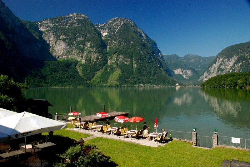 Haus am See Hotel on Lake Hallstatt Obertraun Hotels