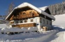 gosau pension elfi winterlandschaft 150x100
