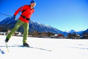 © Kraft  | Austria Cup & FIS Cup beim Skilanglaufen in Bad Goisern am  Hallstättersee