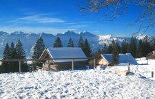 © Peinsteiner | Skitour auf die Hütteneckalm