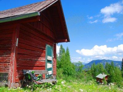 © Kraft | Wandern im Salzkammergut: Wanderung auf die Gjaidalm in Obertraun