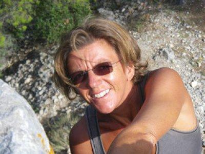 © Bichler | Wanderführerin Barbara Bichler im Salzkammergut. Wandern in Obertraun am Hallstättersee
